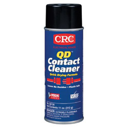 CRC 02130 QD Contact Cleaner, 11 Wt Oz