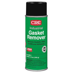CRC 03017 Gasket Remover / Paint and Decal Remover, 12 Wt Oz
