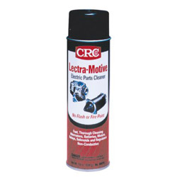 CRC 05018 Lectra-Motive Electric Parts Cleaner, 19 Wt Oz