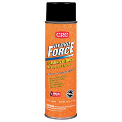 CRC 20-oz. Aerosol HydroForce Foam Citrus Cleaner