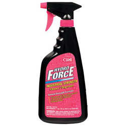 CRC 30-oz. HydroForce Ind Strength Cleaner/degreaser