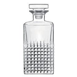 Bauscher Hepp Luigi Bormioli Mixology 26.5 oz. Charme Decanter