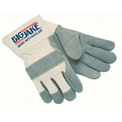 Memphis Glove Big Jake Side Leather Palm Gloves Gunn Cut 2-