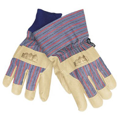 Memphis Glove Large Artic Jack Pigskinleather Palm Glove