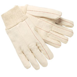 Memphis Glove Double-Palm Hot Mill Gloves, Men's, Cotton