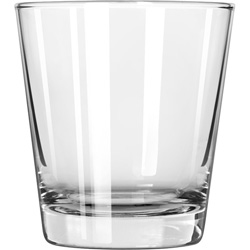 Libbey 127 6.5 Ounce Old Fashioned Heavy Base Glass