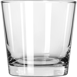 Libbey 128 9 Ounce Old Fashioned Heavy Base Glass