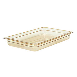 Cambro H Pan High Heat Food Pans 8 9/10 qt.