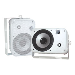 Pyle Audio PRO PDWR50W - Left / Right Channel Speakers