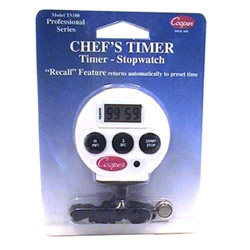 Cooper Instrument 99 Minute Chefs Timer with Rope