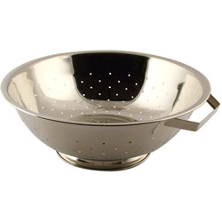 Libertyware 8 Quart Stainless Steel Footed Colander