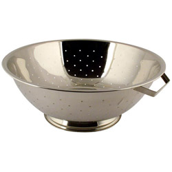 Libertyware 13 Quart Stainless Steel Footed Colander