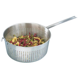 "The Vollrath Company 8 1/2"" Stainless Steel Spaghetti Cooker/Strainer"