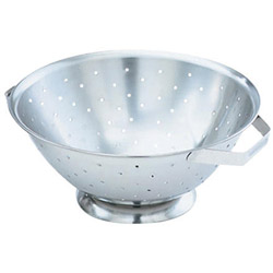 The Vollrath Company Colander, 5 QT, Stainless Steel