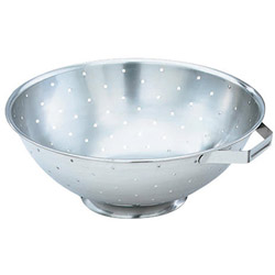The Vollrath Company 8 Quart Stainless Steel Colander
