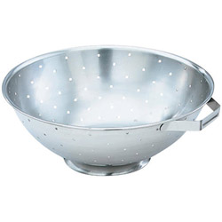 The Vollrath Company 14 Quart Stainless Steel Colander