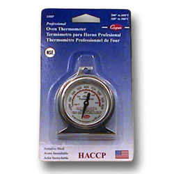 Cooper Instrument NSF Approved Oven Thermometer 200/600