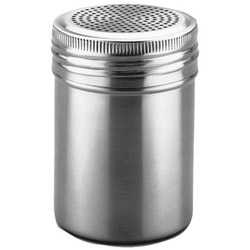 Johnson-Rose 10 Ounce Stainless Steel No Handle Salt Dredger