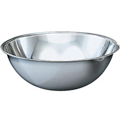 The Vollrath Company Mixing Bowl, 8 QT, Stainless Steel