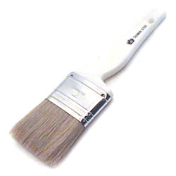"Johnson-Rose 2"" Natural Bristle Pastry Brush"