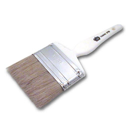 "Johnson-Rose 3"" Natural Bristle Pastry Brush"