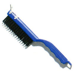 Carlisle Foodservice Products Scraper Brush with Steel Bristles