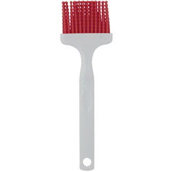 Carlisle Foodservice Products Red Silicone Pastry Brush, 3""