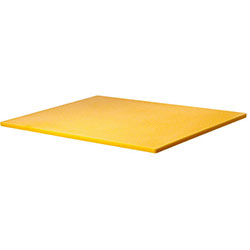 Thunder Group Cutting Board Yellow 12 in x 18 in