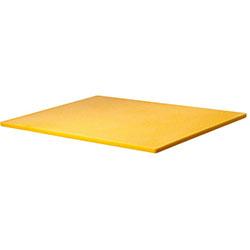 Thunder Group Cutting Board Yellow 18 in x 24 in