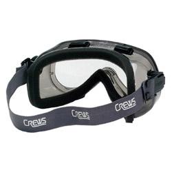 Crews Verdict Goggles, Gray/Clear