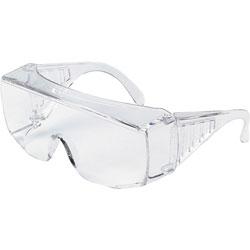 Crews Yukon Uncoated Bulk Clear Goggle