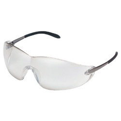 Crews Blackjack, Chrome Lens In/out Lens Safety Glass