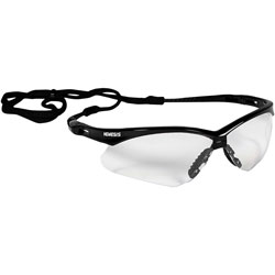 Jackson Safety* Nemesis Clear Lens Withfog Guard Safety Glasses