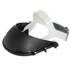 Jackson Safety* 170SB Headgear, HDG20 Faceshield, Bulk