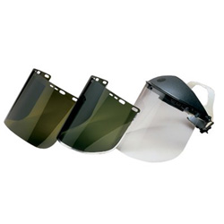 Jackson Safety* 34-40 CLEAR FACESHIELD BULK 3002848