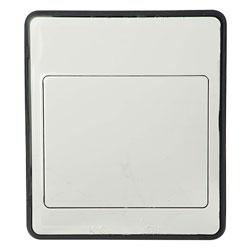 Jackson Safety* TrueSight Lens & Cartridges, External safety, 5 1/4 x 4 1/2, Polycarbonate