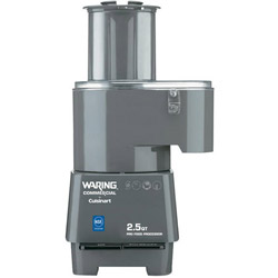 Waring 2.5 Quart Continuous Feed Food Processor