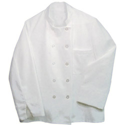 Challenger White Small 36-38 Chef Coat