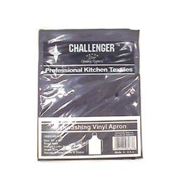 Challenger Vinyl Black Dishwasher Apron