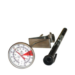 "CDN® 5"" Hot Beverage Thermometer"
