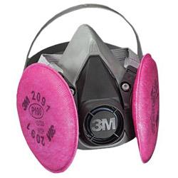 3M 42 Cfr 84 6000 Series respirator Medium