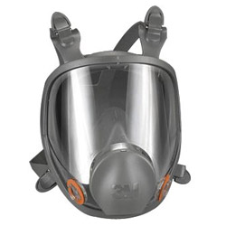 3M Small Full Face Respirator