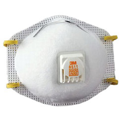 3M N95 Mask/Maint. Free Particulate Respirator
