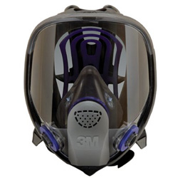 3M Full Facepiece Ff-402- Medium