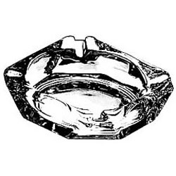 Anchor Hocking 3.625In Square Ashtray