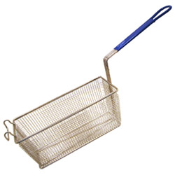 Misc Imports Blue Fry Basket