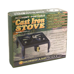 Hurricane Products 1 Burner Gas Stove
