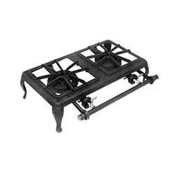 Hurricane Products 2 Burner Gas Stove