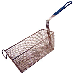 Misc Imports Green Fry Basket
