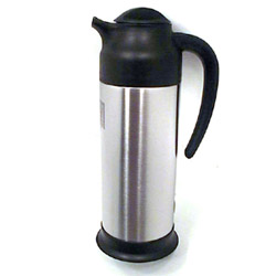 Misc Imports 1 Liter Hot/Cold Stainless Steel Server